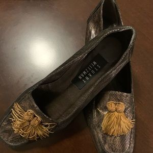 Stuart Weizmann loafers 6.5 M
